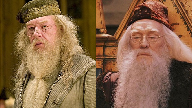 The Two Dumbledores