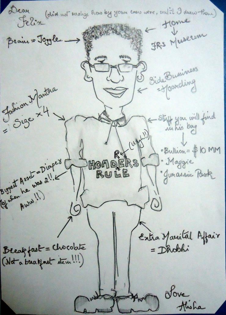 Felix-Caricature-Alisha-Aranha